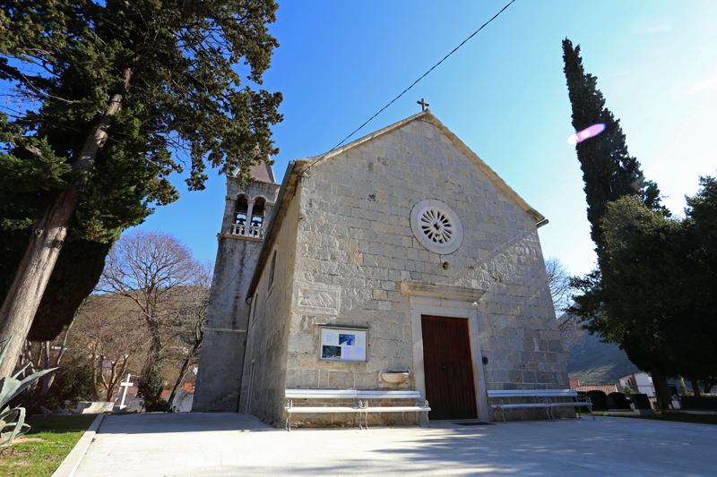 crkva uznesenja bl djevice marije