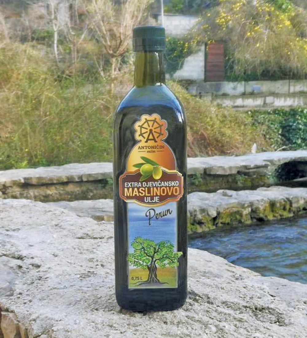 maslinovo ulje perun