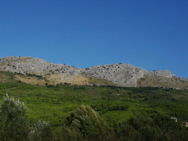 Pogled sa Zmijina kamena