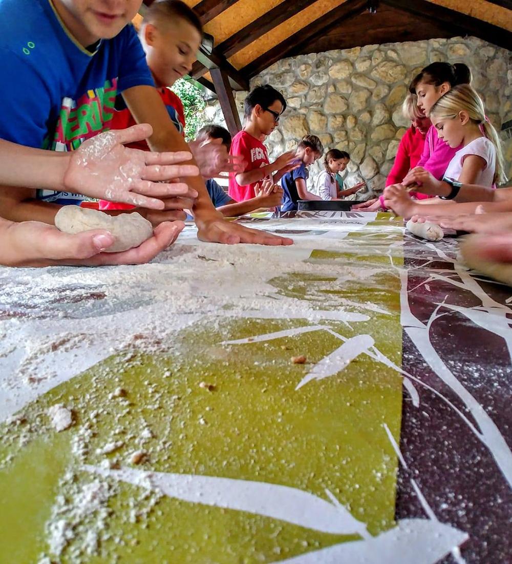 edukacijski rad sa djecom antonicin mlin